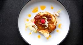 Diploma in Vegetarian Culinary Arts. Dish
